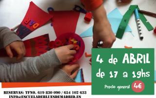 cartel escuela talleres1