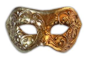 masque_venitien_loup__Colombina_Stucco_Oro