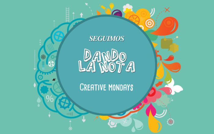 Dando la Nota - Creative Monday