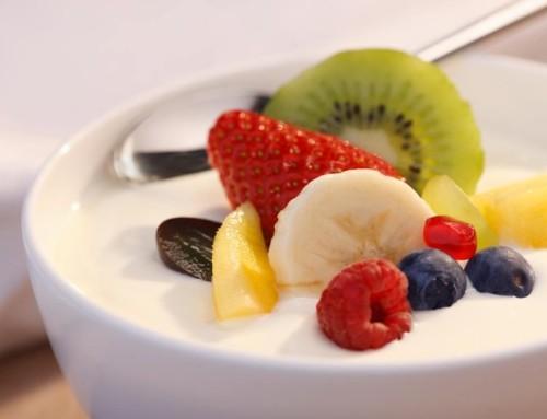 Merienda nutritiva y saludable